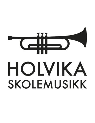 Holvika skolemusikk_logo