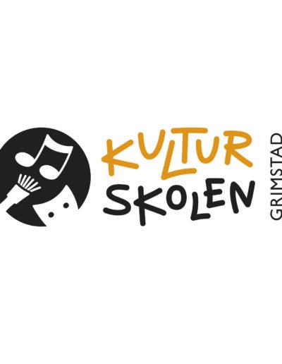 Kulturskolen i Grimstad_logo