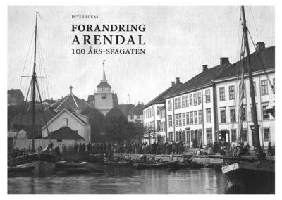 Peter Lukas_bok_Forandring Arendal_2014