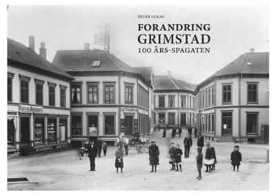 Peter Lukas_bok_Forandring Grimstad_2014