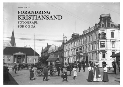 Peter Lukas_bok_Forandring Kristiansand_2016