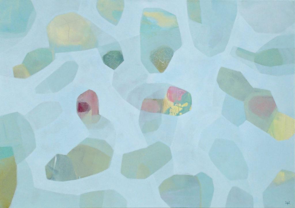 SOMMER VIBBER 2 | 100*70 cm