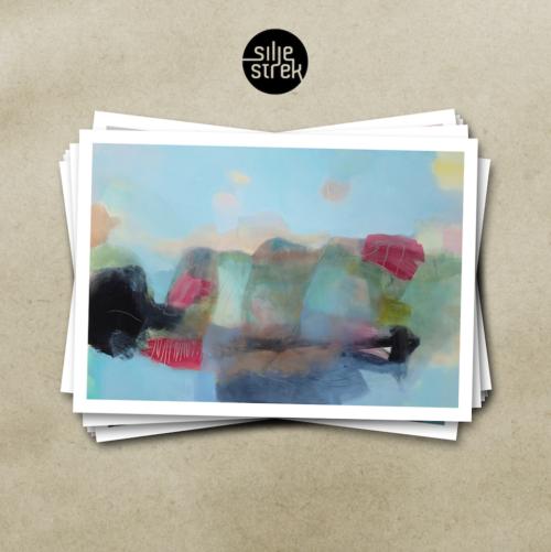 Fjell (kunstkort)